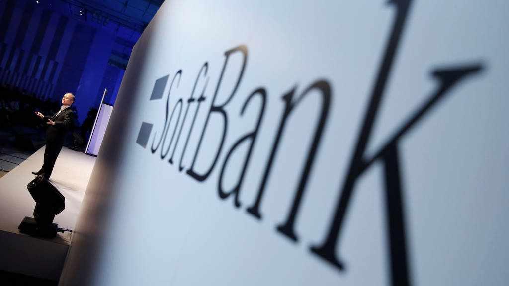 group softbank profit yen