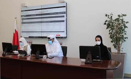 gulf bahrain gulf-air academic blocks
