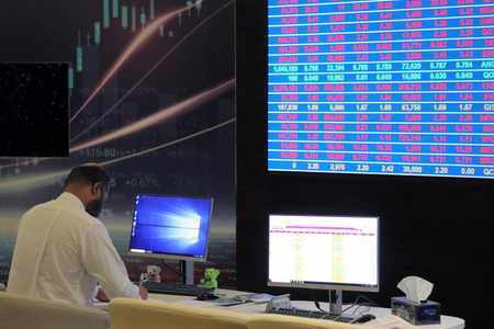gulf markets mideast stocks index