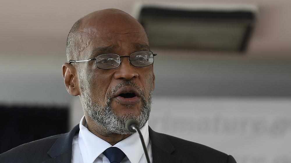 haiti president leader country slain