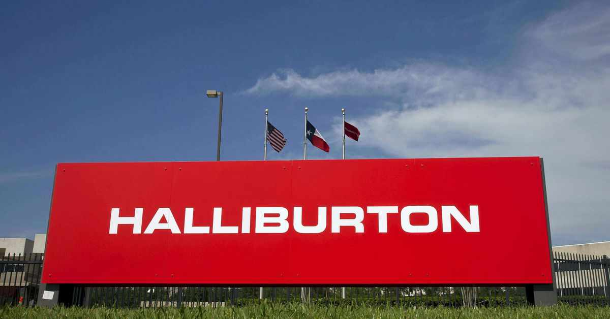 halliburton multi oil activity cycle