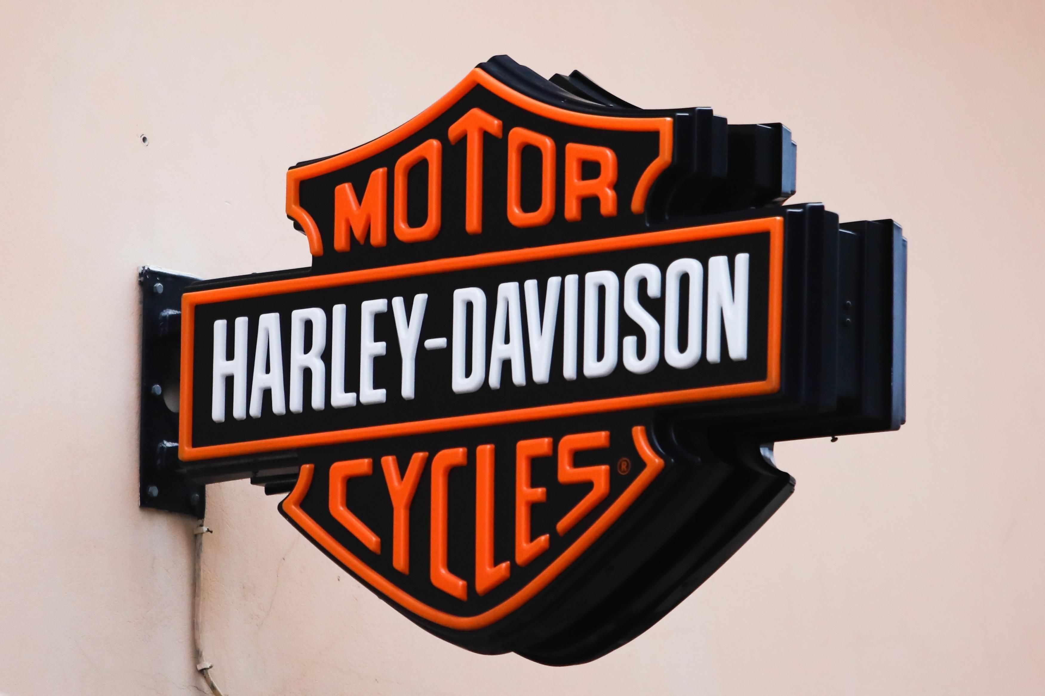 harley stock davidson near