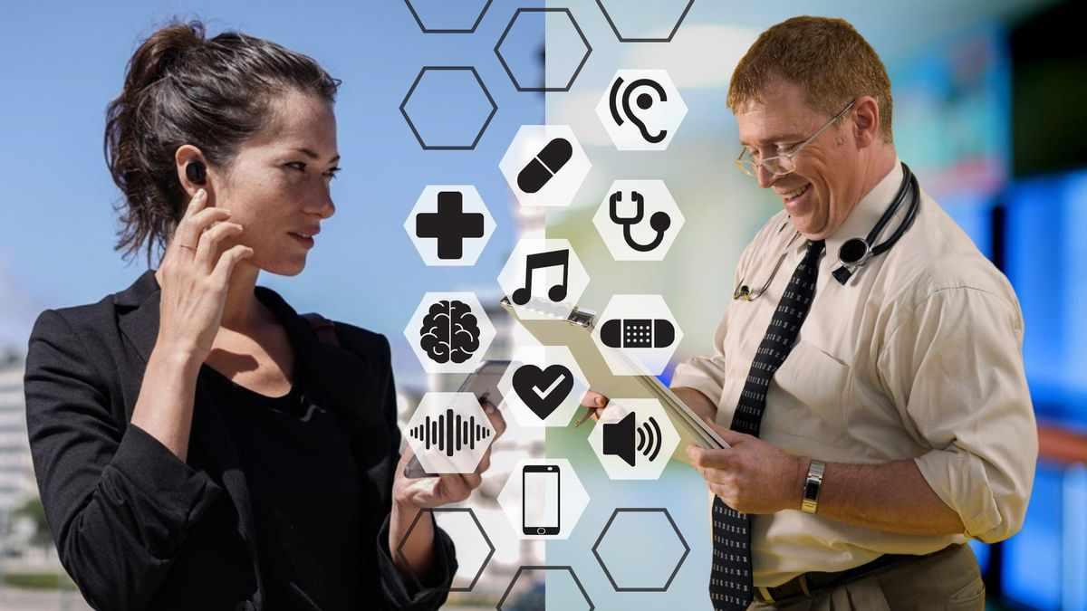 hearables voice biometrics market hearing