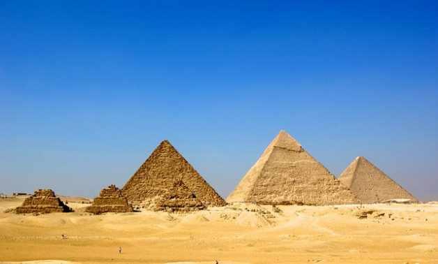 heliopolis association pyramids great giza