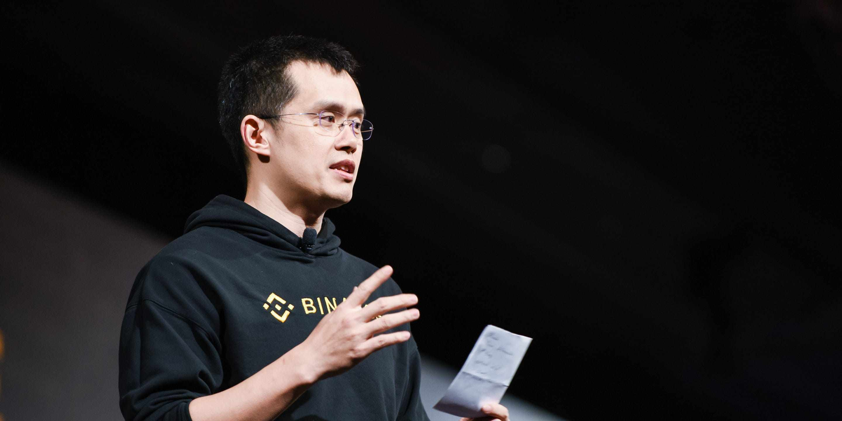 herd binance ceo mentality bitcoin