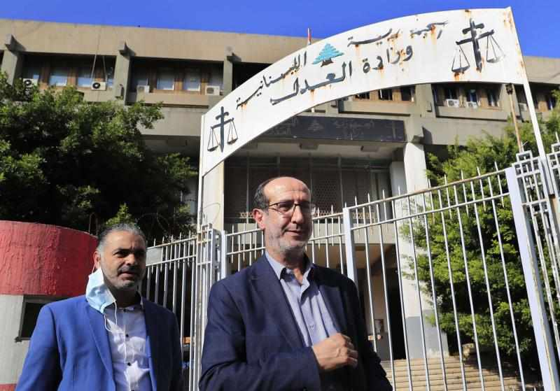 hezbollah hariri bahaa blast accusations