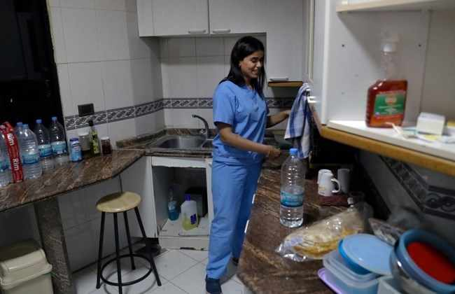 home lebanese group health workers