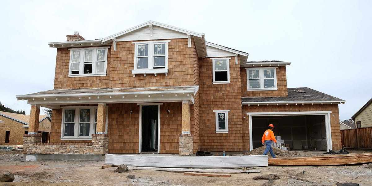 home prices construction demand study