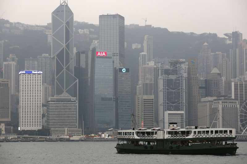 hong growth kong uneven recovery