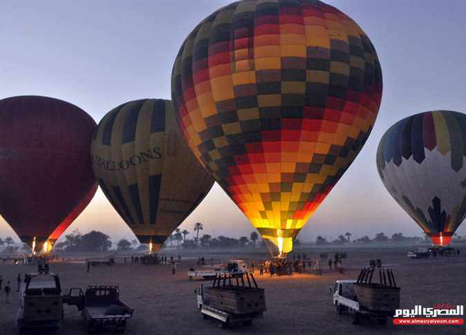 hot balloon flights