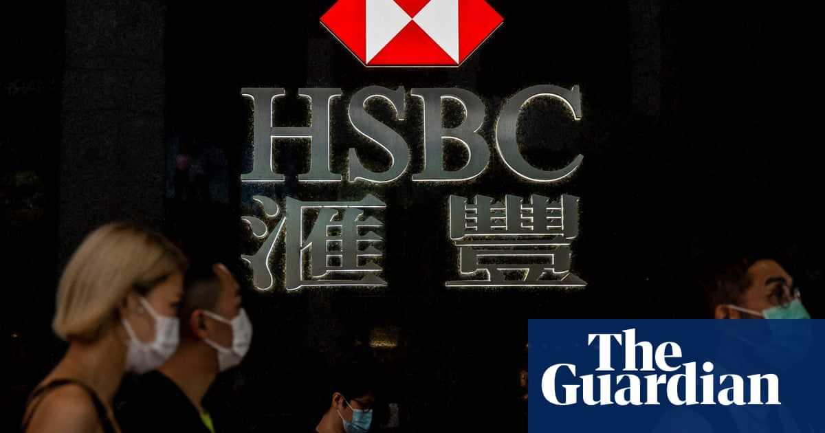 hsbc asia profits bank profit