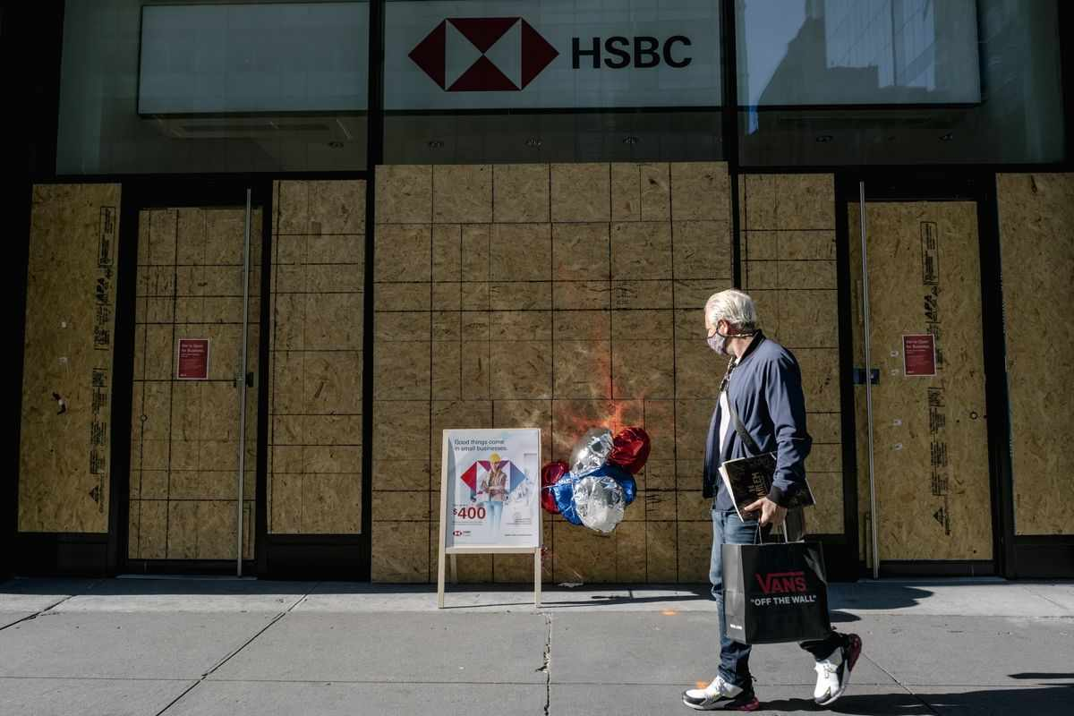 hsbc exit retail banking considers