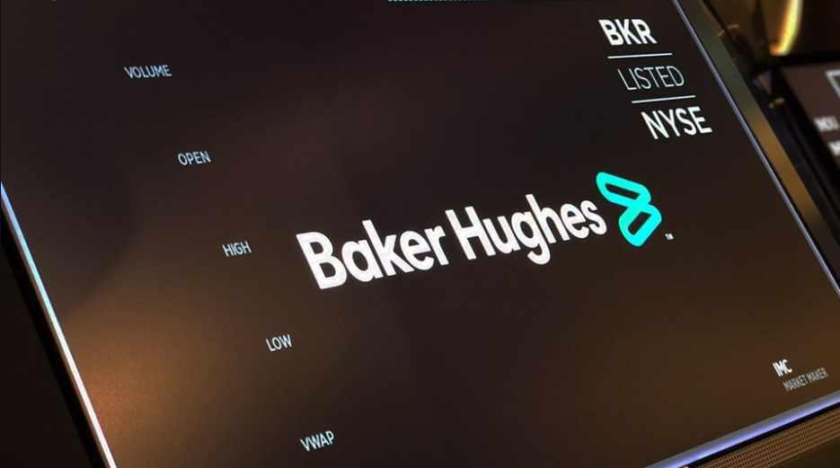 hughes baker losses oil activity