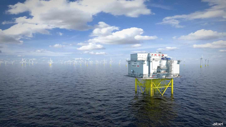 hvdc bank offshore platform dogger
