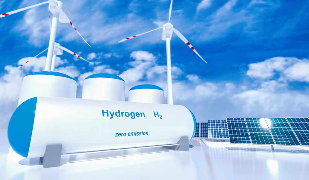 hydrogen green market produced production