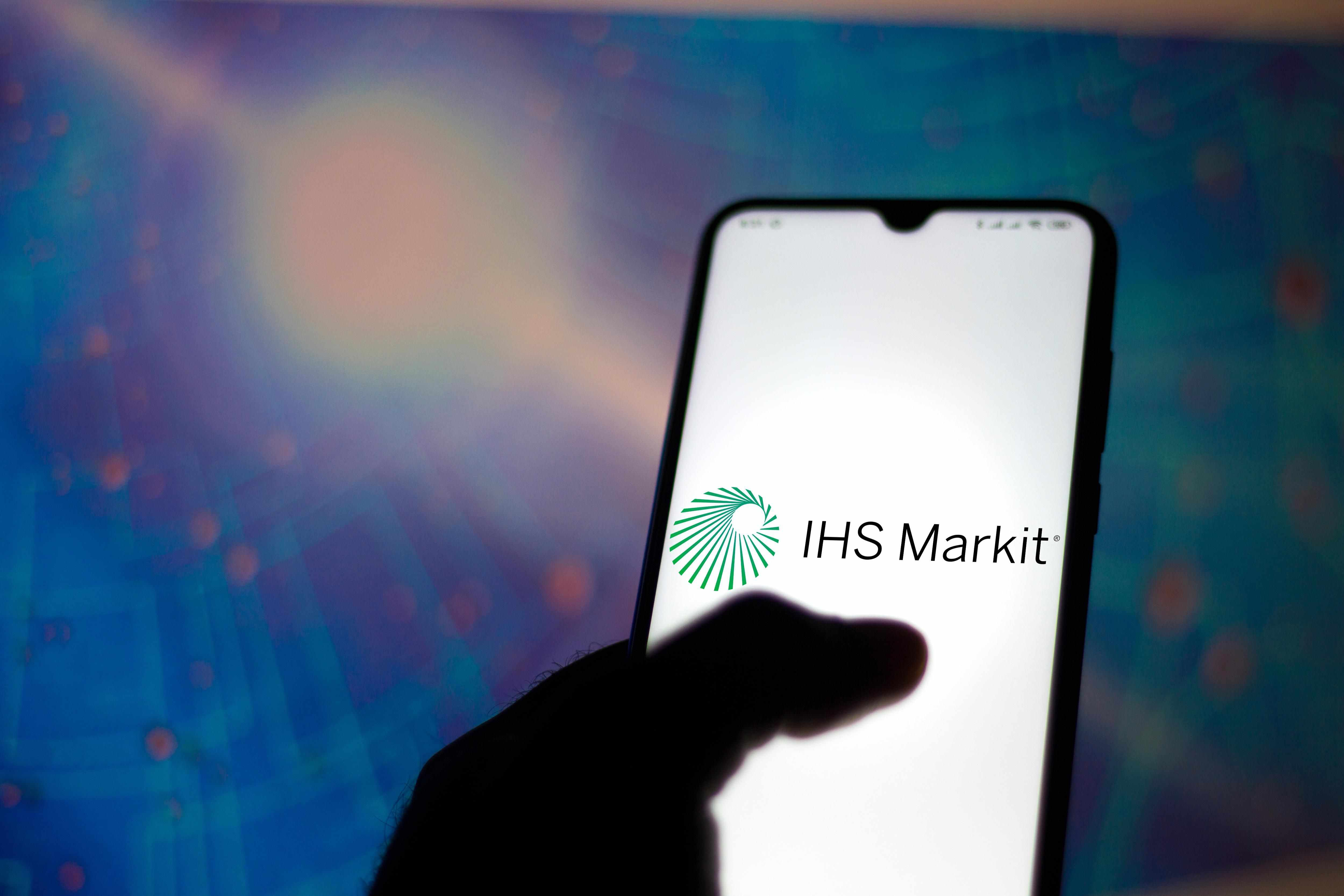 ihs markit results segment