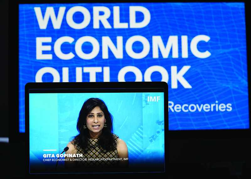 imf growth stronger rebound outlook