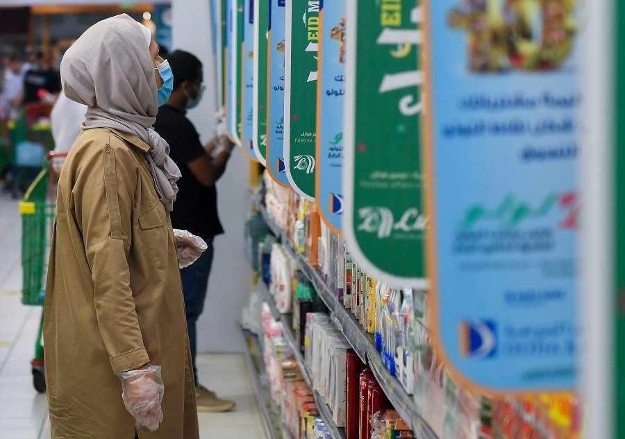 impact, vat, saudi, inflation, decelerates,