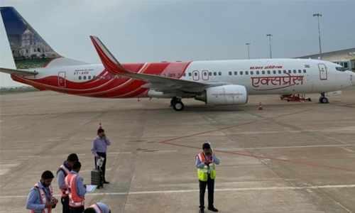 india, bahrain, flight, airport, emergency,