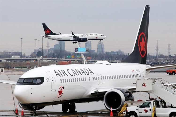 india ban canada pakistan flight