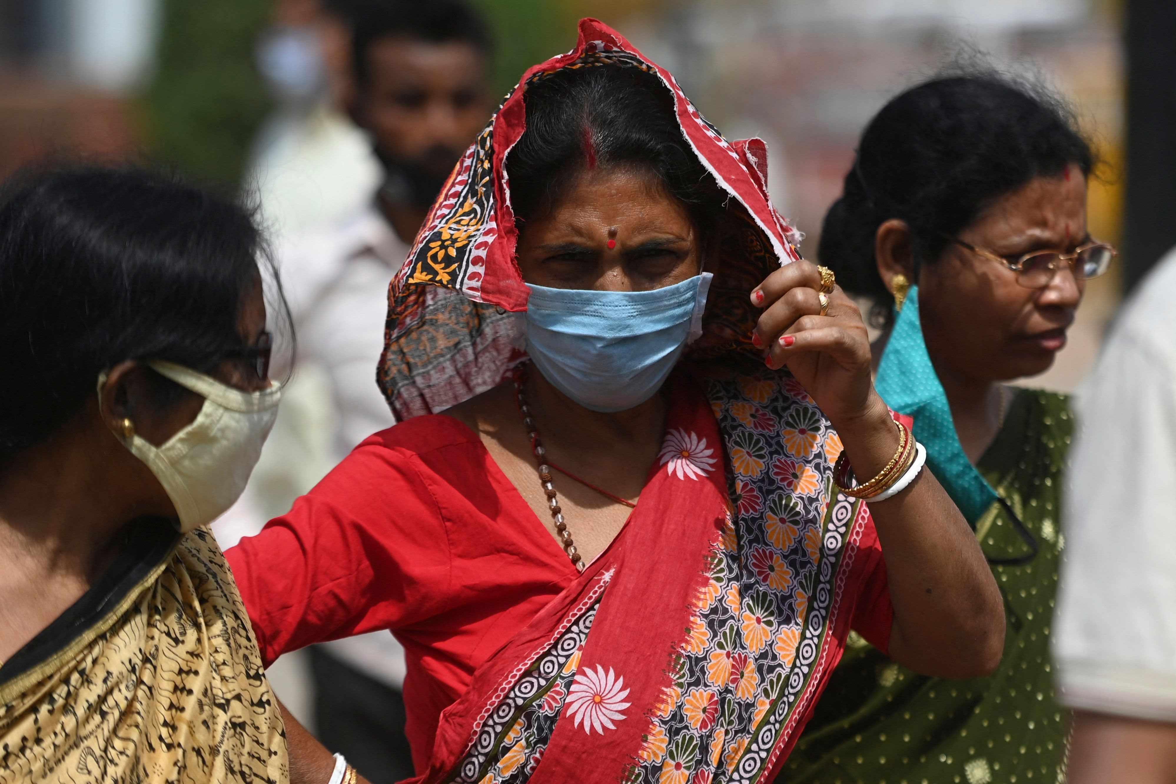 india covid crisis world problem