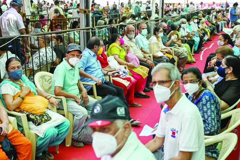 india covid supplies stricken foreign