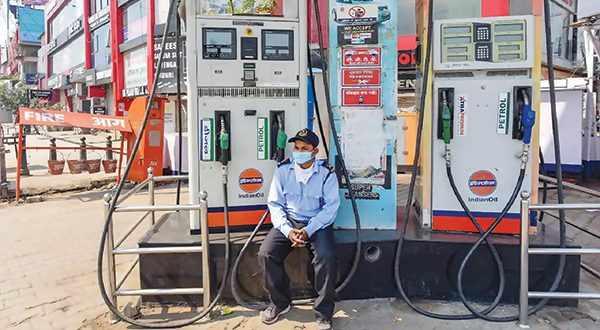 india demand oil nation virus