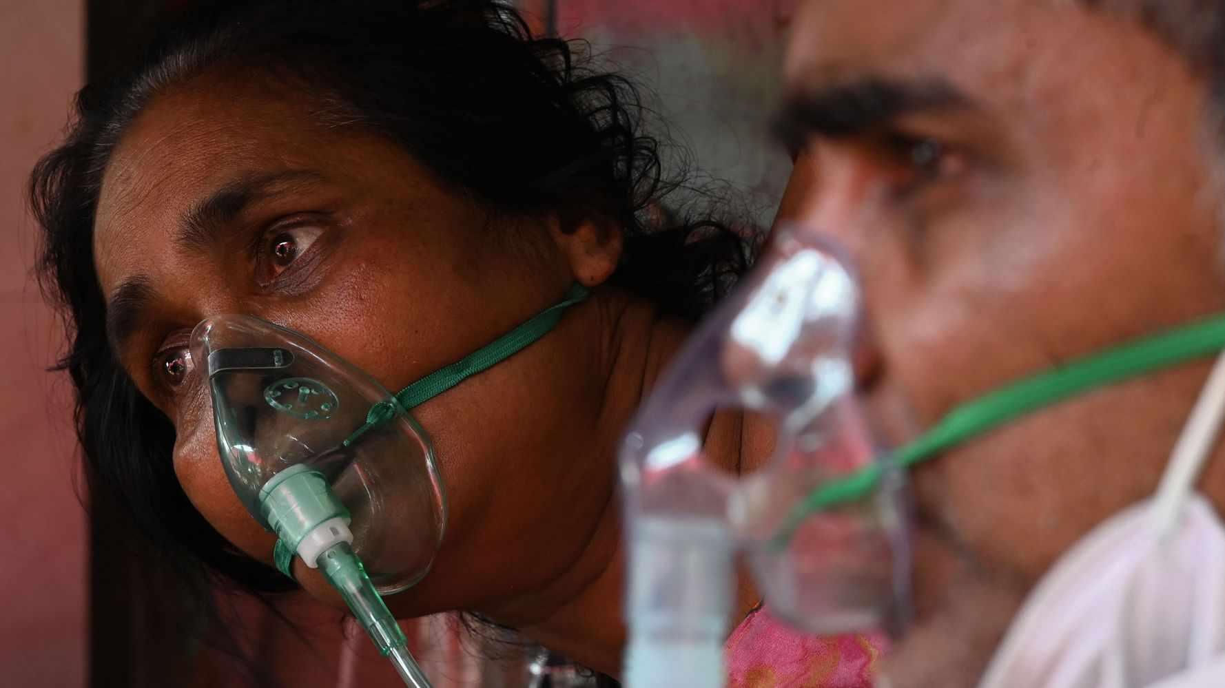 india huge inoculation effort virus