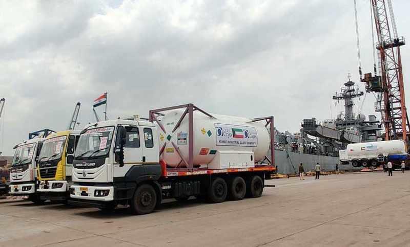 india kuwait ambassador medical covid