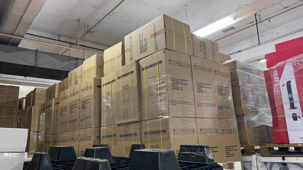india oxygen concentrators home covid