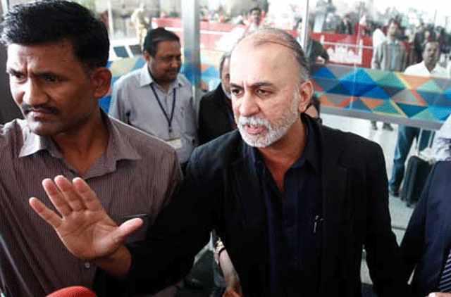 india tejpal editor tarun rape