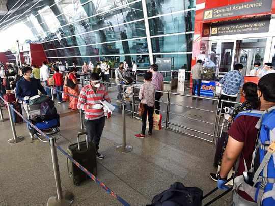 india uae flights inbound