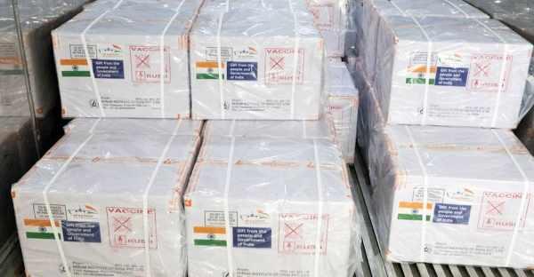india vaccines covid helmets peacekeeping