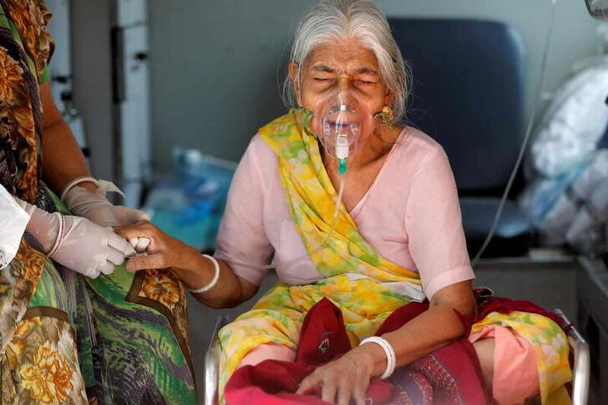 india world covid capital pandemic