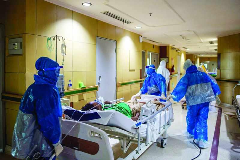 indonesians warnings covid rush drug