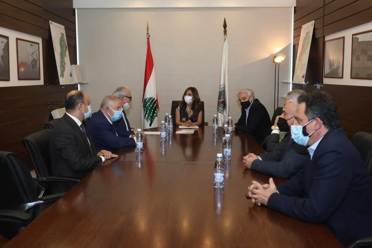 industrialists akar association delegation problems