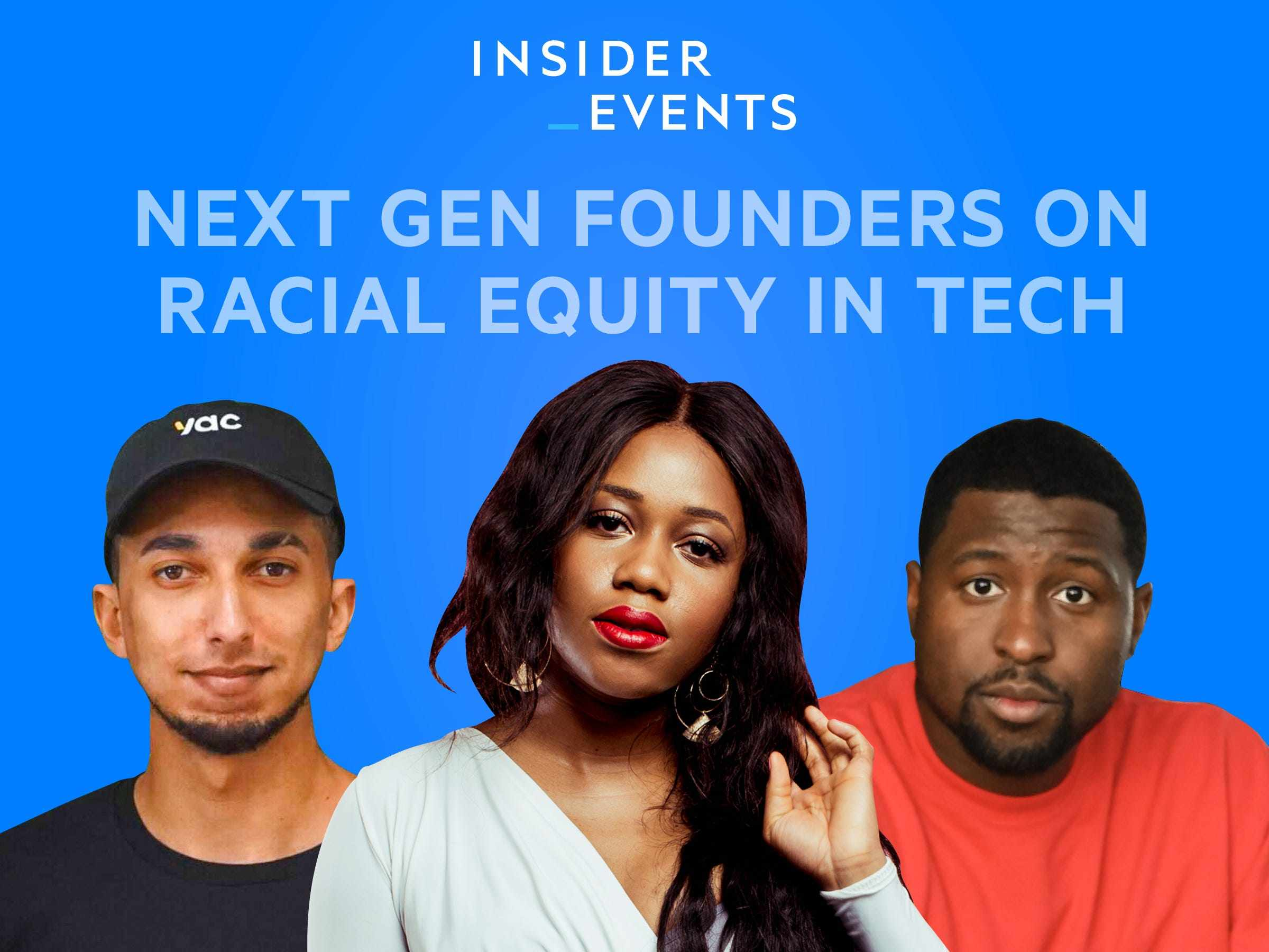 industry tech founders racial equity