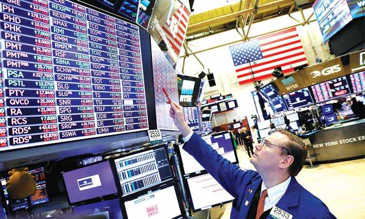 inflation global markets fears stock