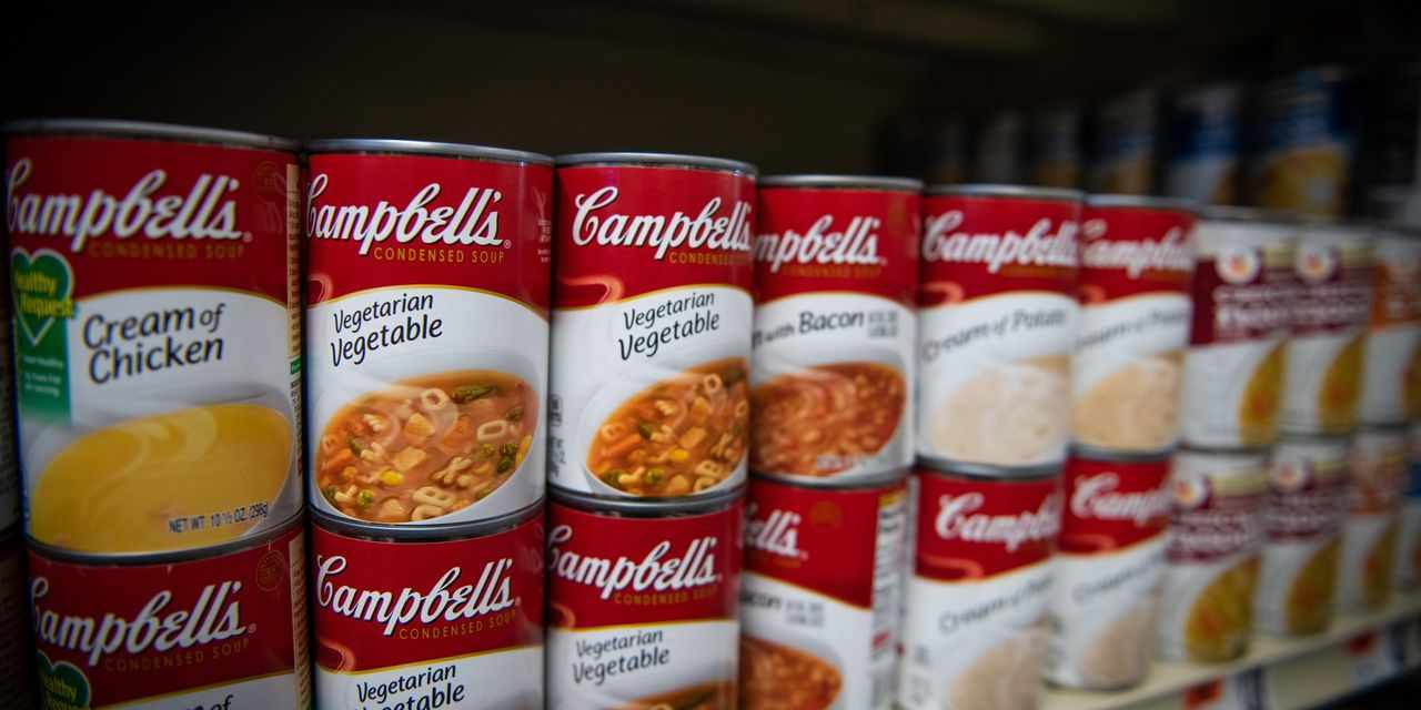 inflation rivals campbell fiscal food