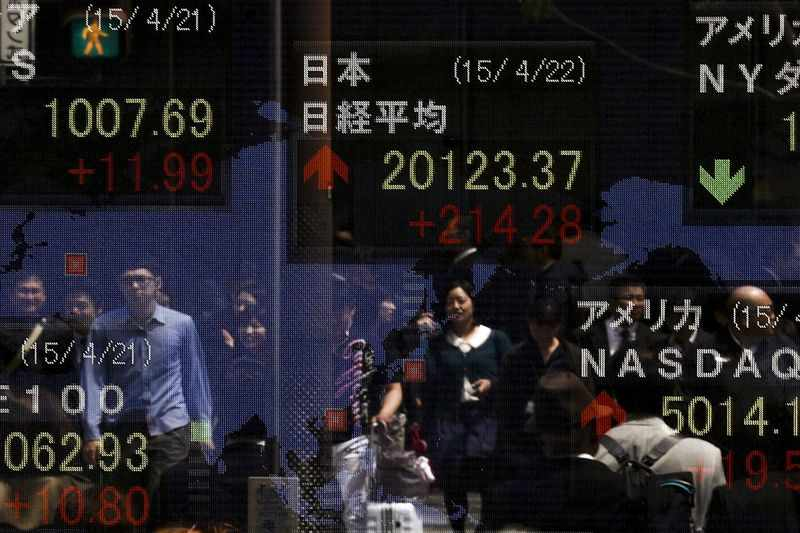 inflation stocks concerns asian emerge