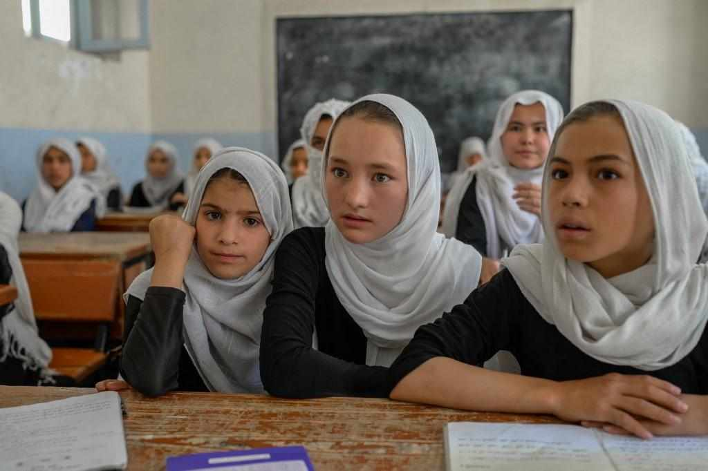 international, relations, girls, taliban, able,