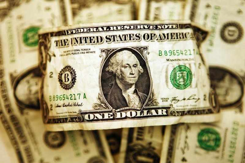 investing dollar fed hint tapering