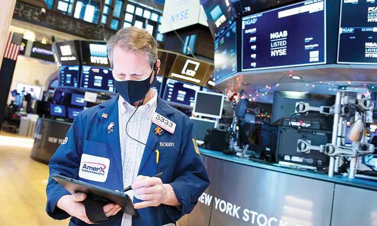 investors impeachment stimulus chaos focus