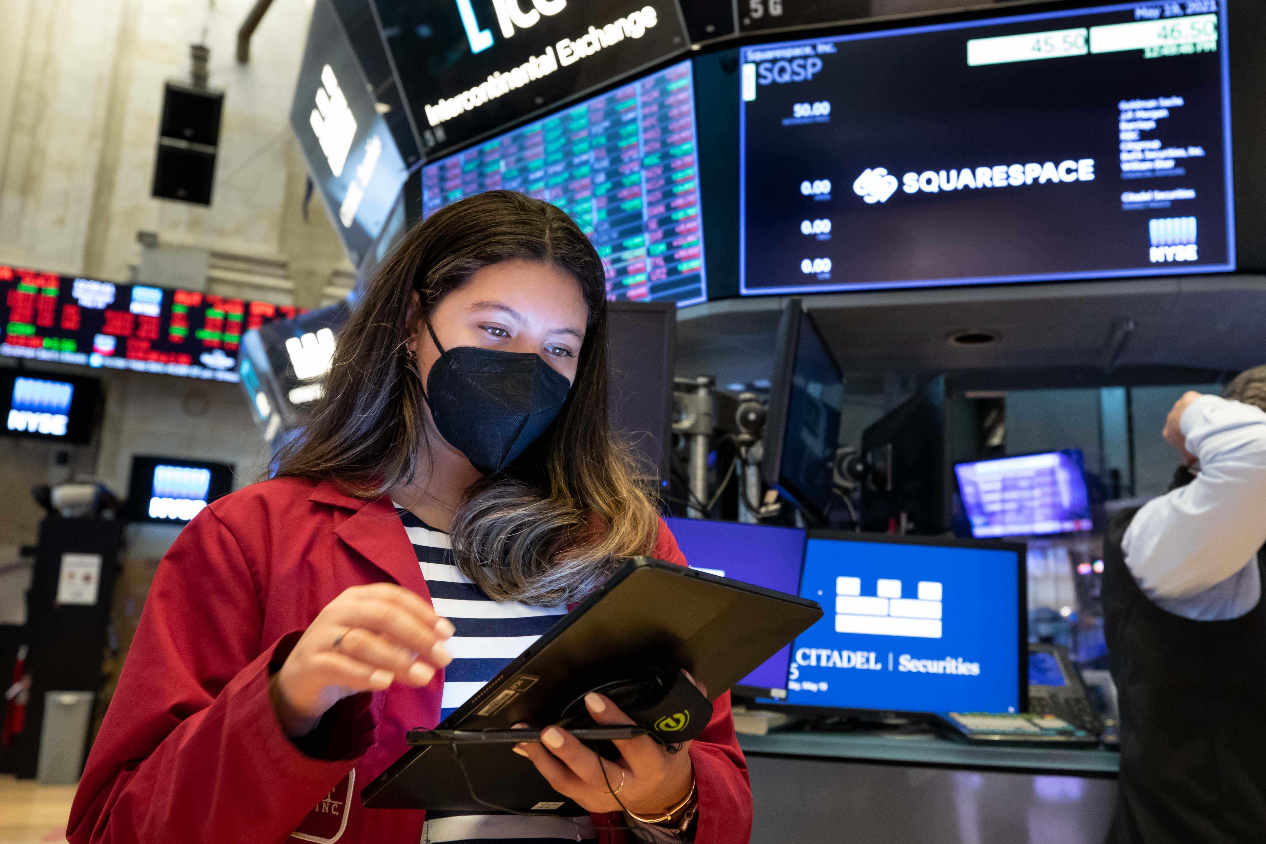 investors market great rotation tech