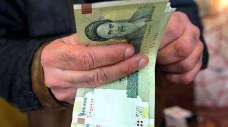 iran currency hits