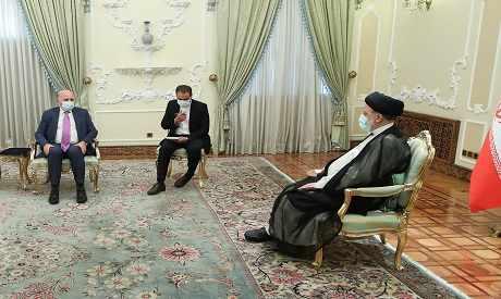 iran, presidency, raisi, bagdhad, summit,