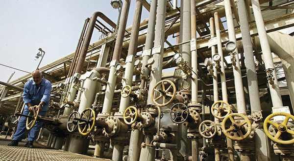 iraq oil prices exxon stake