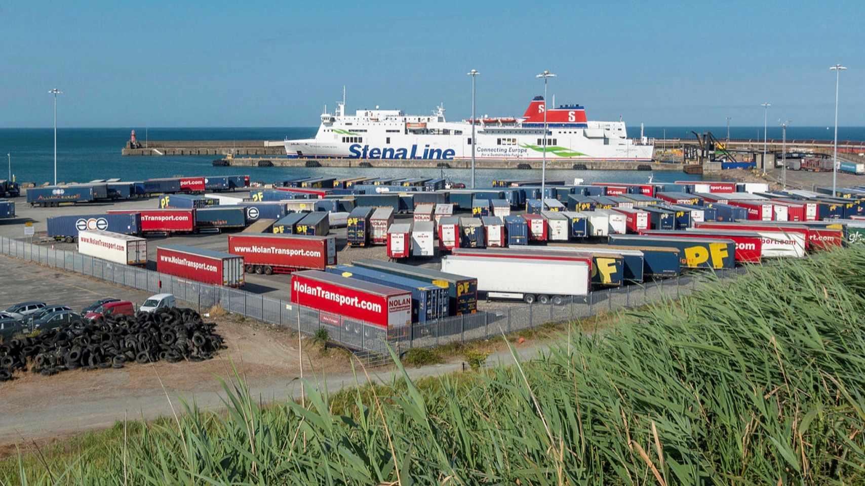 ireland northern stena ferry brexit