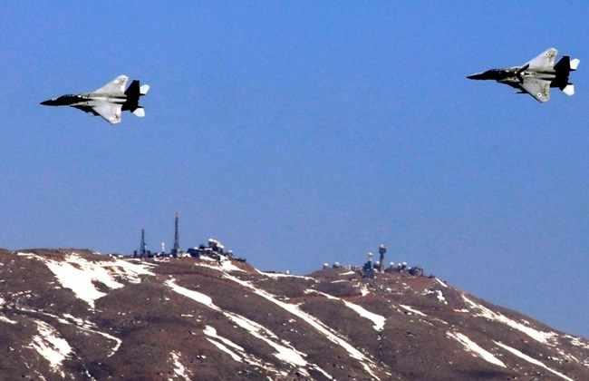 israel beirut lebanese cities warplanes