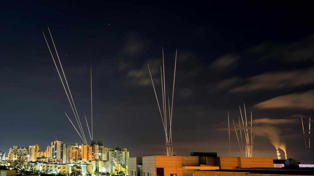 israel gaza strikes conflict rages